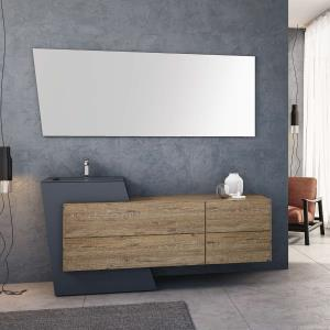 Mobile bagno New Life King 522